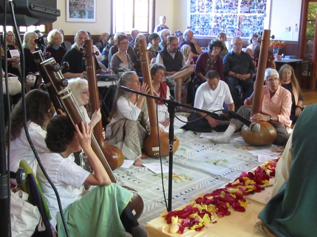 Tambura Choir, Silver Anniversary Concert 10-26-14