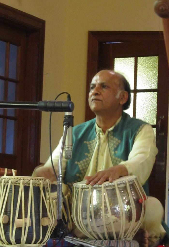 Arshad Syed, Silver Anniversary Concert, 10-26-14