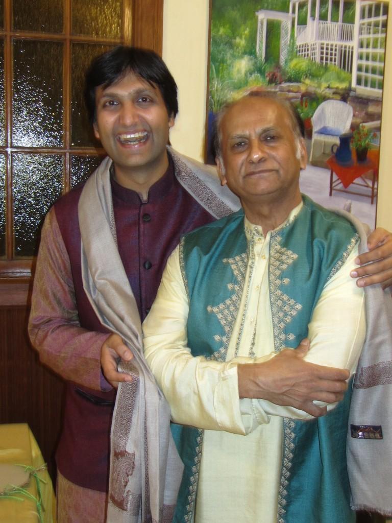 Vishal Nagar and Arshad Syed, Silver Anniversary Concert